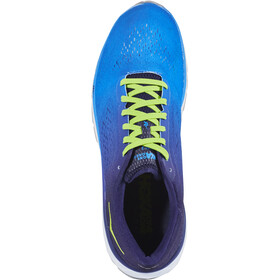 Hoka One One Cavu 2 Hardloopschoenen Heren, french blue/lime green